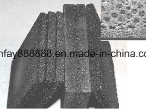 Mousse/Sic Sic filtre en mousse en céramique pour moulage/Filter/mousse métallique