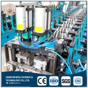 Automatique Les planches d'Échafaudage d'acier plate-forme marine marche Conseil formant la machine de production de rouleau