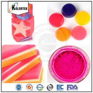 Fabrikant van het Fluorescente Pigment van de Kleur van het Neon