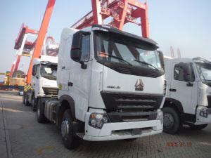 Sinotruk HOWO um7 4X2 371HP caminhão trator