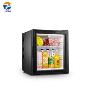 O Refrigerador de Bebidas em vidro de alta qualidade para o Hotel, Mini Bar Frigorífico suprimentos