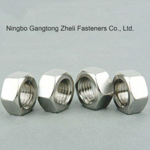 DIN934 Grade 8 Heavy Hex Nuts with Hot DIP Galvanized