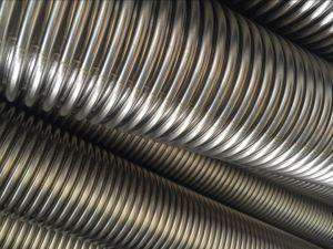De Flexibele MetaalSlang van het roestvrij staal