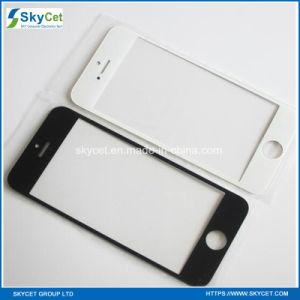 Nuevo vidrio al por mayor de la pantalla táctil del panel de delante para el iPhone 5/5s/5c/Se