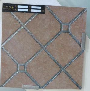 300X300mmの無作法な磁器の床タイルの建築材料の装飾の物質的なタイル(1001年) (100つ)