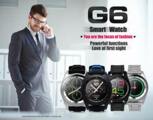 N° 1 G6 Smartphone Smartwatch Monitor de Ritmo Cardíaco Smart Phone