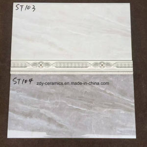 Tegels van de Muur van de Keramiek van het Ontwerp van de Goede Kwaliteit van het Bouwmateriaal van Foshan De Goede