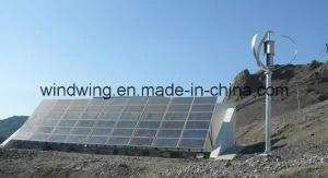 1kw générateur d'énergie vertical du vent avec les lames en alliage Alluminum