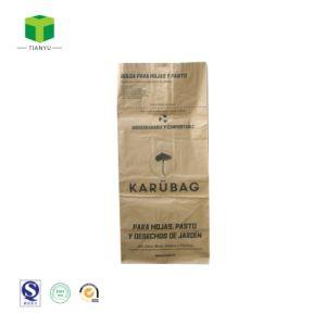 Промышленные мешок для мусора биоразлагаемых бумаги