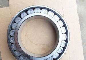 Rodamiento de rodillos cilíndrico esférico doble del complemento completo de la fila SL06 016 E