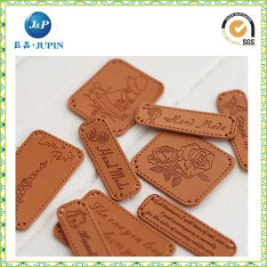 2016 China ropa de etiqueta de cuero (JP-LL006)