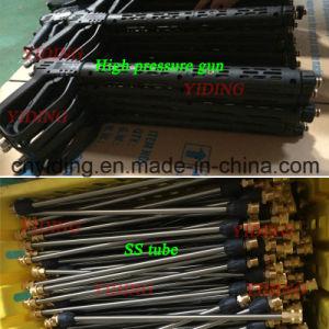350 bar boîte de vitesses Heavy Duty industriel de la pompe haute pression de la rondelle (HPW-QK3521)