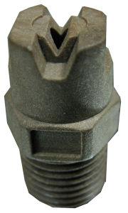 1/4 BSPT ou NPT en acier inoxydable Flatjet la buse de pulvérisation