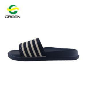 Водонепроницаемый Greenshoes ПВХ верхний EVA единственной мокрую парилку благоухающем курорте мужчин слайд благоухающем курорте