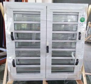 Finestra di vetro della feritoia di vendita del Ce della stoffa per tendine di alluminio calda del certificato con il prezzo franco fabbrica