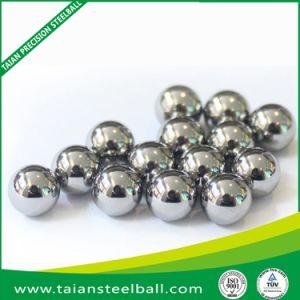 As esferas de aço cromado 1,0mm -200mm para anéis giratória e Rolamentos