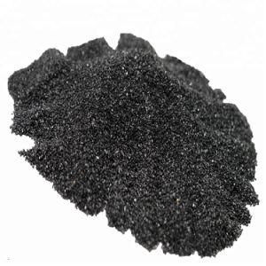 Matériel de sablage Carbure de silicium noir sable abrasif