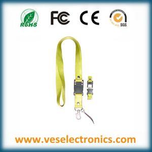 Ремень привода диска USB повесить веревку USB-ключей шнурки Flashdrive USB