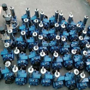 진공 펌프 젖을 짜는 기계 기름 회전하는 펌프