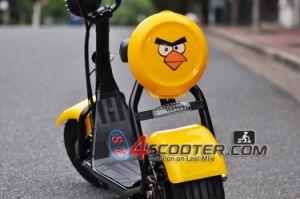 베스트셀러 거물 500W 연소한 Citycoco Harley 전기 스쿠터