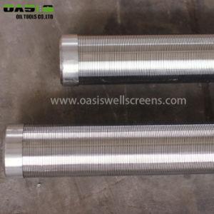 China Proveedor 100 micras de cuña de acero inoxidable INOX las pantallas de malla de alambre