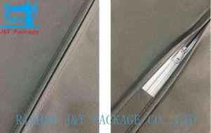 도매 Foldable 비 길쌈된 옷 의복 한 벌 외투 먼지 방지용 커버