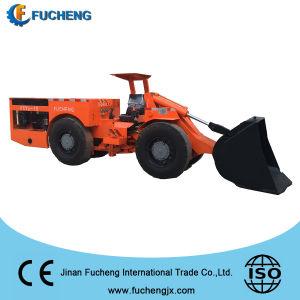 Estrazione idraulica sotterranea LHD diesel della Cina con la piccola pala