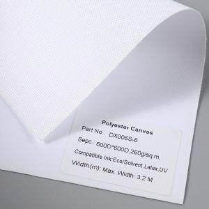ポリエステルキャンバス材料の製造業者