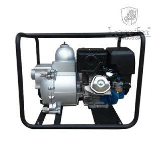 3 pouces à 4 pouces Sweage gx420 par moteur de pompe à eau de l'essence de la corbeille