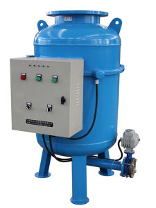 Filterntyp elektronischer Wasser-Entzunderer für die Tötung-Algen bakteriell