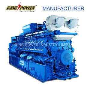 Mwm 2000KW générateur de gaz bio pour station d'alimentation