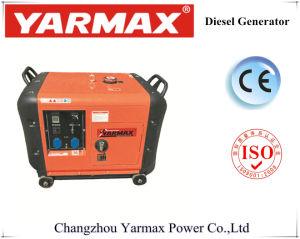 電気開始3段階5kVAのディーゼル発電機