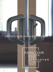 Deslizando la manija de puerta (SDH-03) de aluminio para puertas corredizas