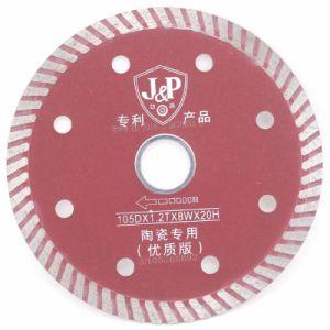 Крепежные детали 105мм 4 дюймовый тонкий алмазные пилы для резки керамической