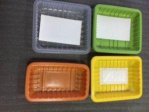 Venda por grosso de comida de plástico descartáveis com tampa selada
