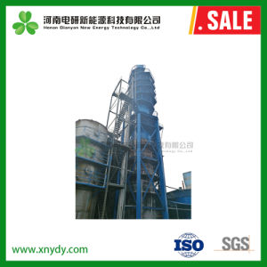 Potência de gaseificação de carvão de Estágio Único Palnt fabricados na China