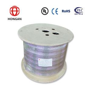 Caída de óptica FTTH LSZH Cable con fuerza Non-Metal Estados
