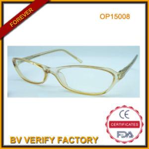De Optische Frames van de Stijl van Glassic met Transparante Kleur Op15008