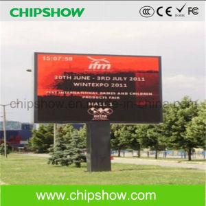 P20 de la publicité extérieure panneau LED en couleur