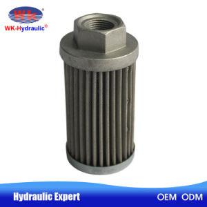 80 mícrons de malha de aço inoxidável do Elemento do Filtro de sucção hidráulica