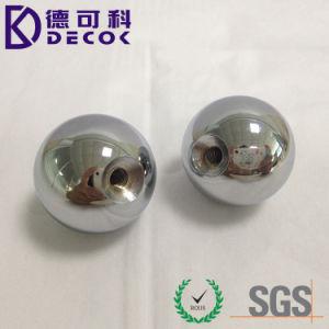 Le sfere perforate promozionali dell'acciaio inossidabile di buona qualità hanno filettato