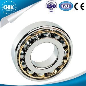 3318 de alta precisión doble rodamiento de bolas de contacto angular de alta velocidad de 3318 P4, P2.