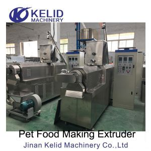 フルオートの産業猫の餌機械