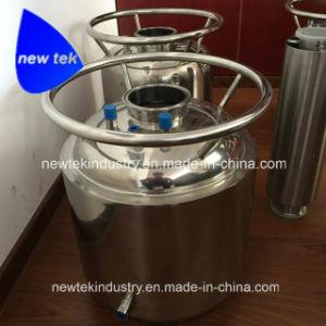 serbatoio solvibile di ripristino dell'acciaio inossidabile 50lb