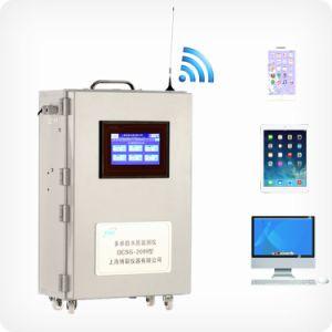 Analisador da qualidade de água do multiparâmetro Dcsg-2099, transmissor