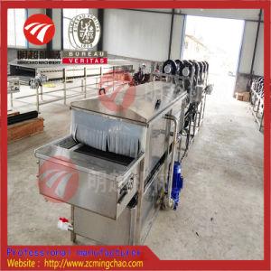 熱い販売の在庫の高圧洗剤の果物と野菜のクリーニング機械