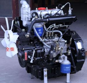 농장 트랙터 널리 이용되는 25HP 75HP 3 실린더 4 실린더 디젤 엔진