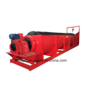 Fg Classificador espiral para a usina de beneficiamento de minério de manganês