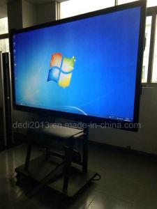 visualizzazione interattiva della multi di tocco del PC 86inch scheda astuta di Digitahi nessun proiettore Whiteboard interattivo