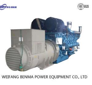工場のための低い燃料消費料量のBaudouinシリーズエンジンのディーゼル発電機